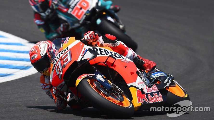 Márquez recibe el OK de los doctores para tratar de correr en Jerez