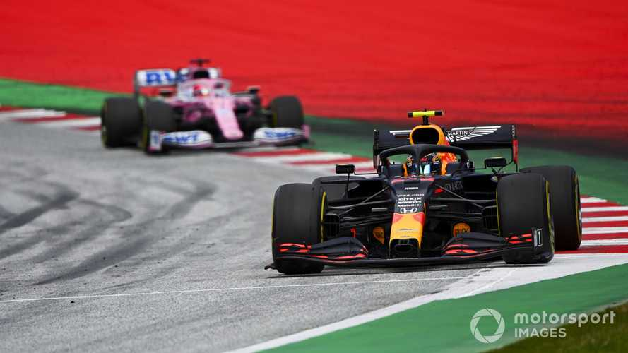 Everyone should be 'worried' by Racing Point - Horner