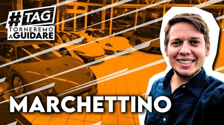 TAG-chiacchiere con Marchettino