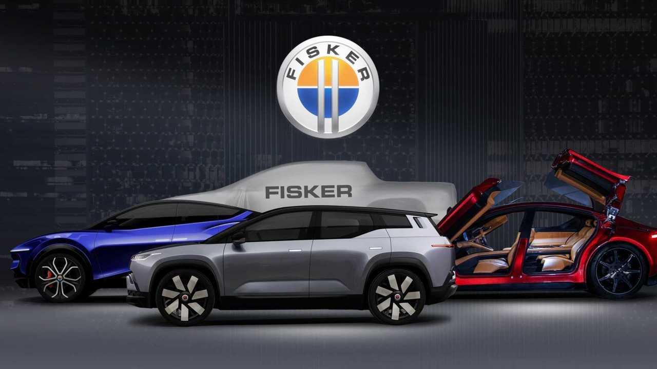 Fisker 2025 Model Range