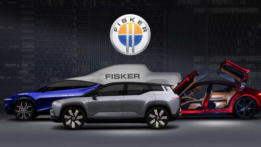 Fisker пообещал четыре электромобиля к 2025 году