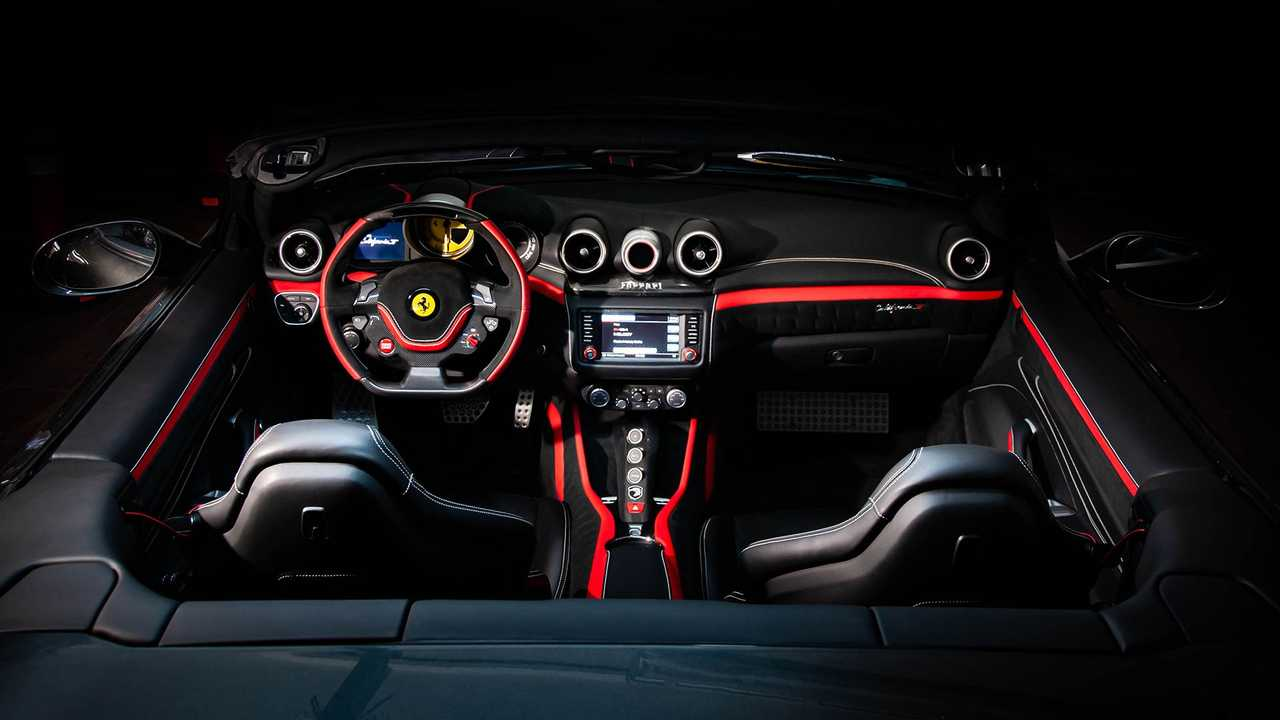 Ferrari California T by Vilner