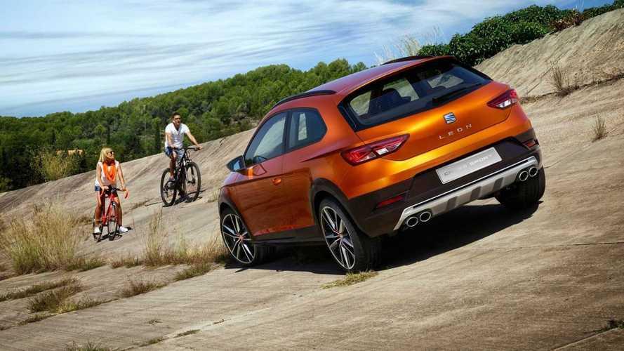 Concept oublié - SEAT Leon Cross Sport