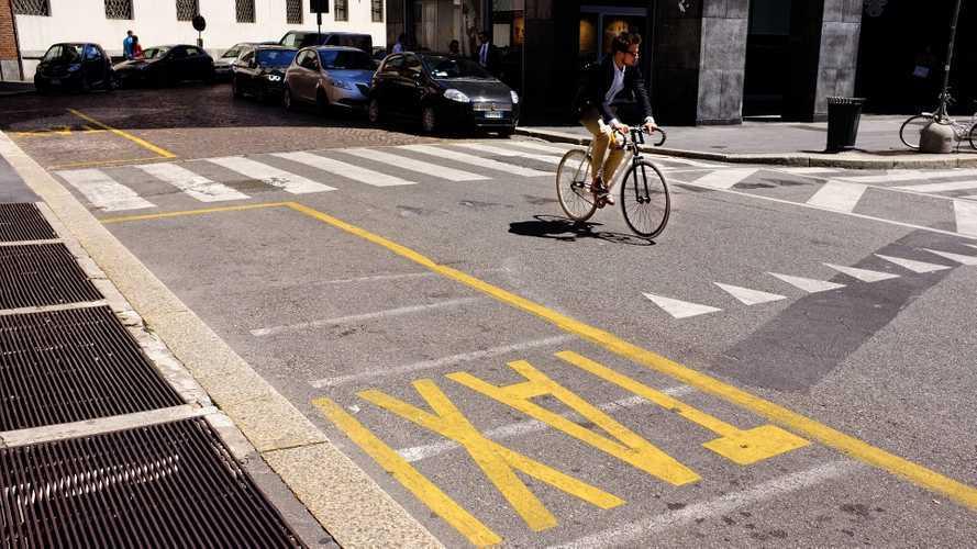 Fase 2, Milano,pensa a zone a 30 km/h e più bici