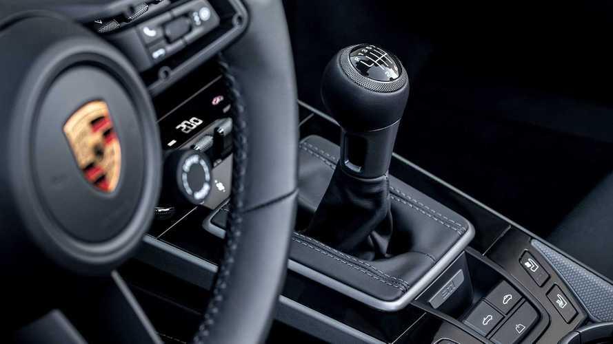 Porsche 911 - La boîte manuelle fait son retour !