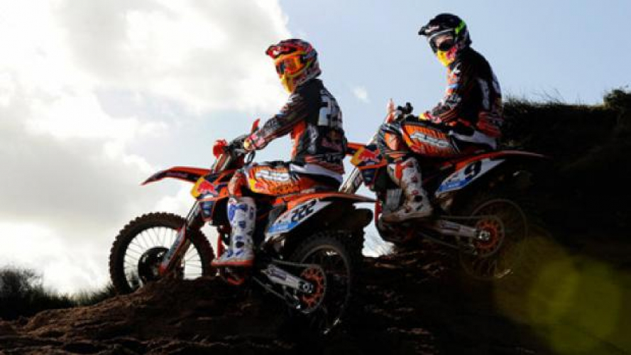 Presentati i Team KTM Factory 2013 - FOTO e VIDEO