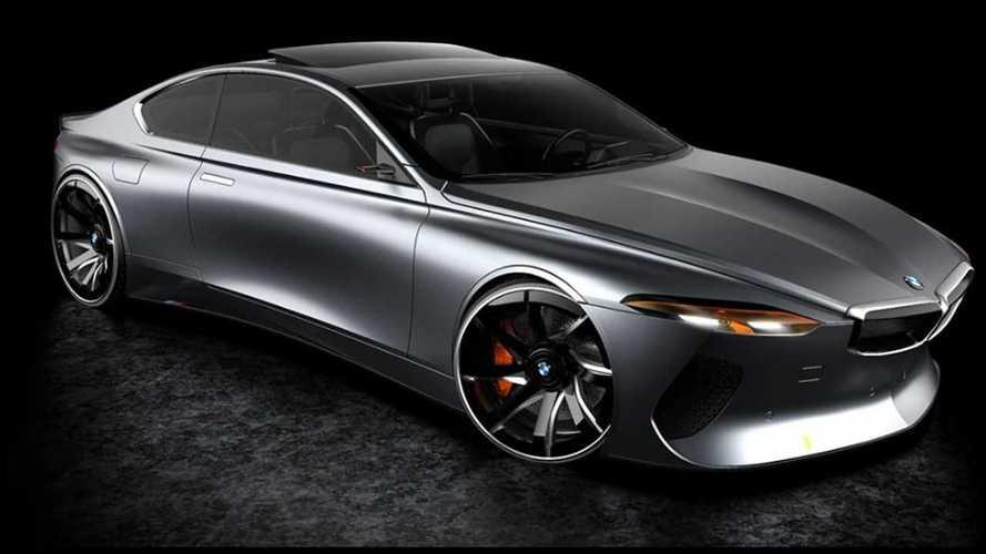 Un designer offre une nouvelle vision de la BMW Série 6 E24