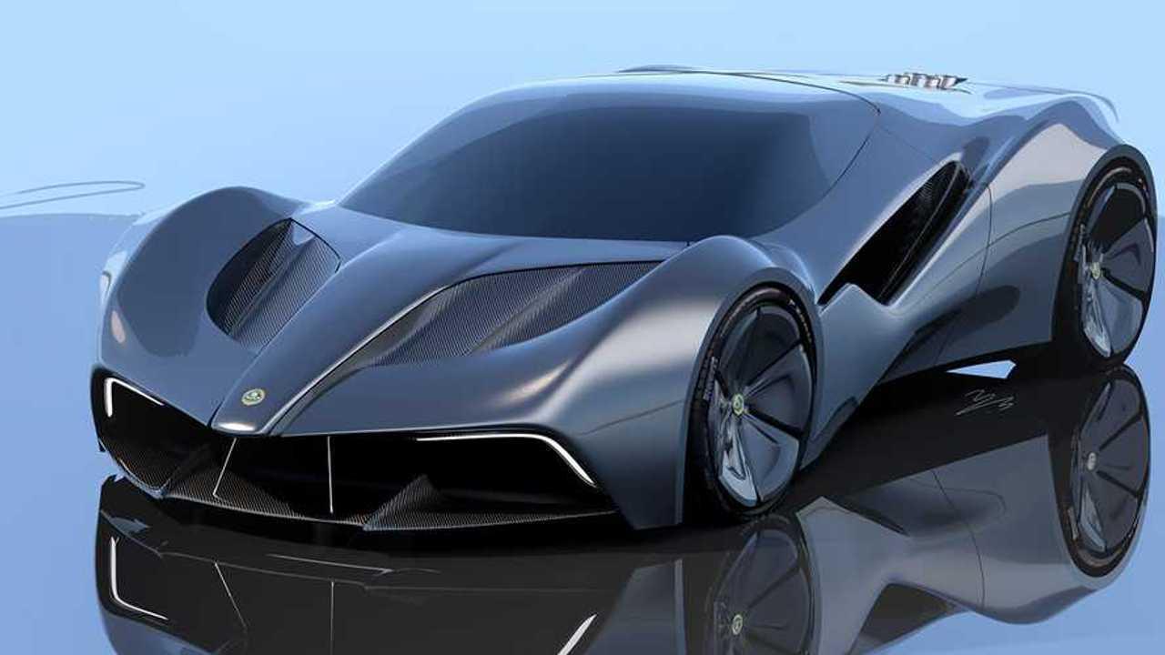 Lotus Track Car Concept