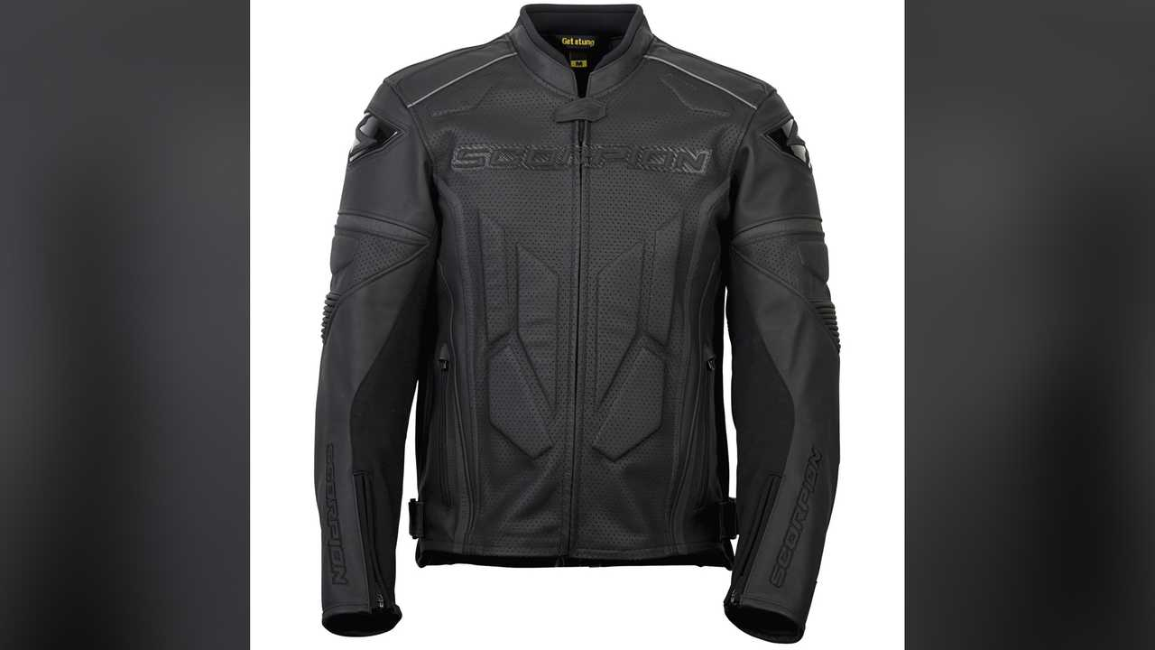 Scorpion EXO Clutch Phantom Jacket
