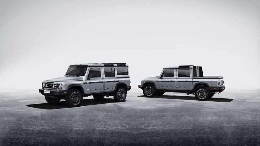 В Великобритании появится водородная замена Land Rover Defender