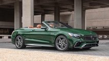 Mercedes-Benz S63 Cabriolet: Designo Manufaktur Deep Green