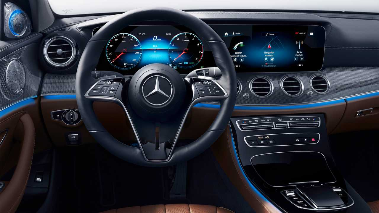 Mercedes-Benz Clase E (2020)