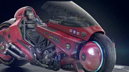Check out this Akira concept motorcycle