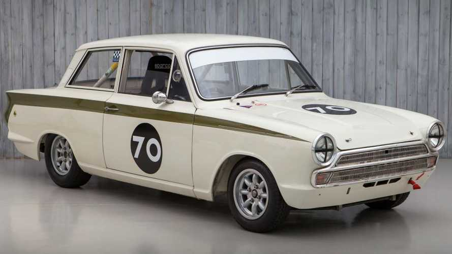 Classics for sale: Lotus Cortina Mk1