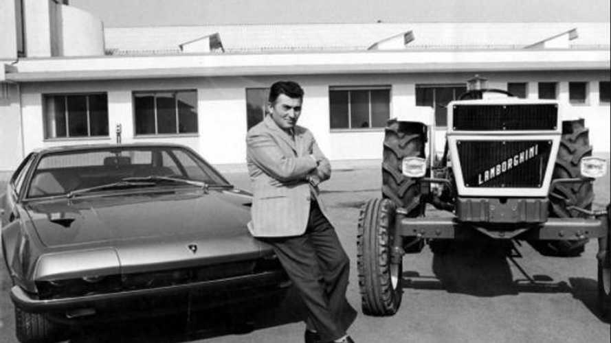Antonio Banderas to star as Ferruccio Lamborghini in new biopic