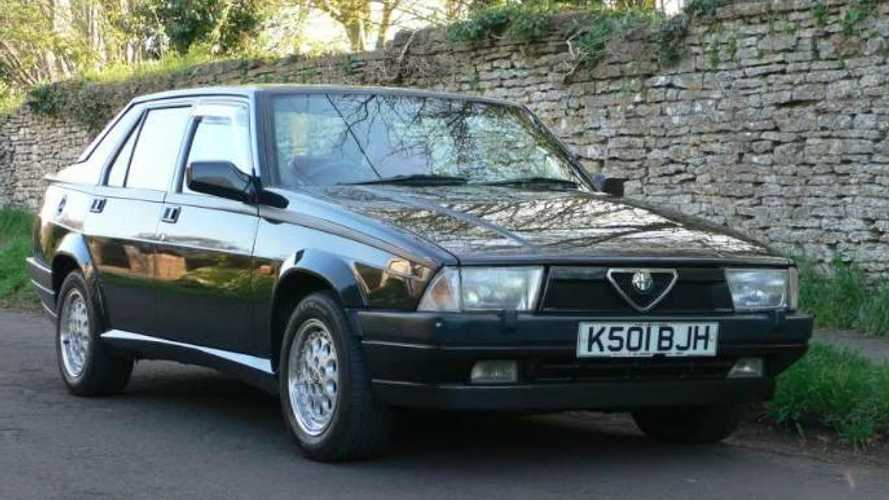 Alfa vs Mercedes in upcoming Dorset auction