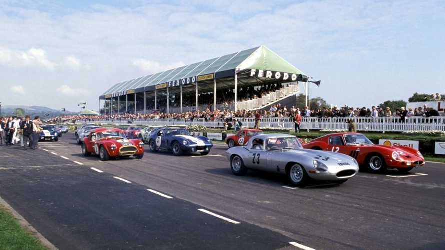 Watch live streaming of the Goodwood Revival here!