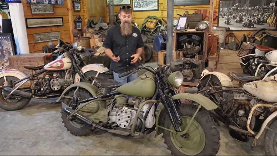 Harley-Davidson XA: That Time The Motor Company Built A Boxer