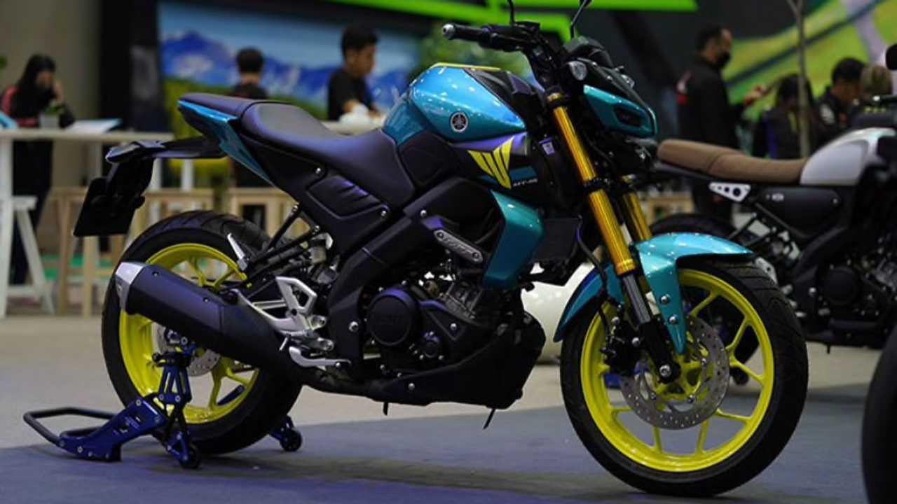 Yamaha MT-15 Limited Edition Launched In Thailand