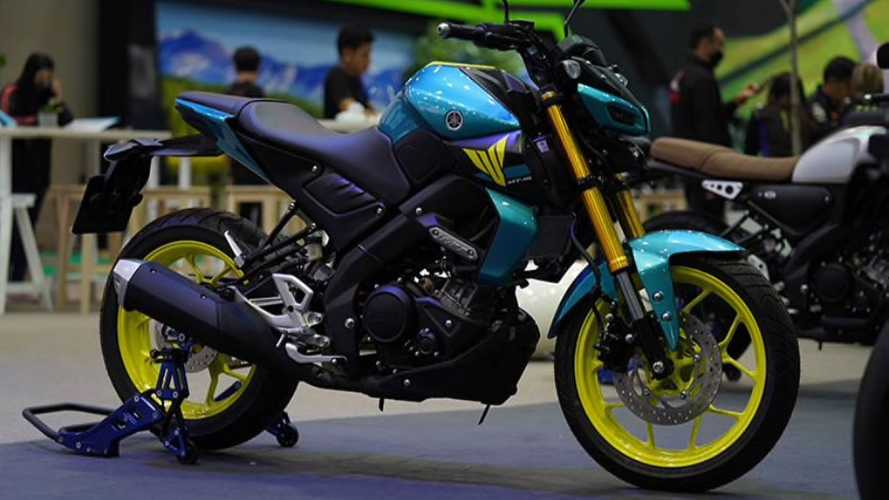 Check Out This Limited Edition Yamaha MT-15 Launched In Thailand