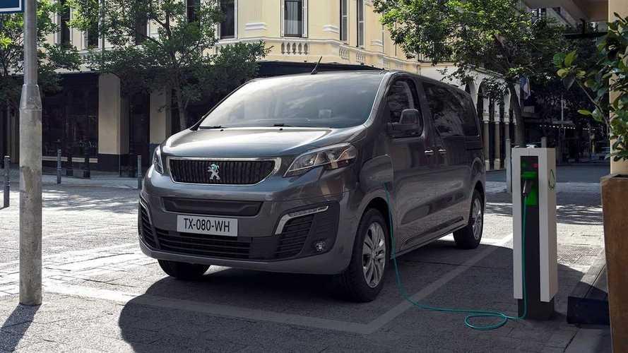 Peugeot e-Traveler: furgão elétrico de 9 lugares tem 330 km de autonomia
