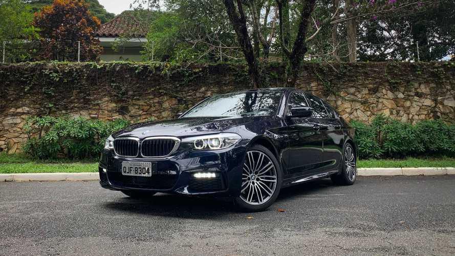 Teste BMW 530e iPerformance: O executivo dos novos tempos