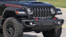 Jeep Wrangler 392 Prototype Spy Photos