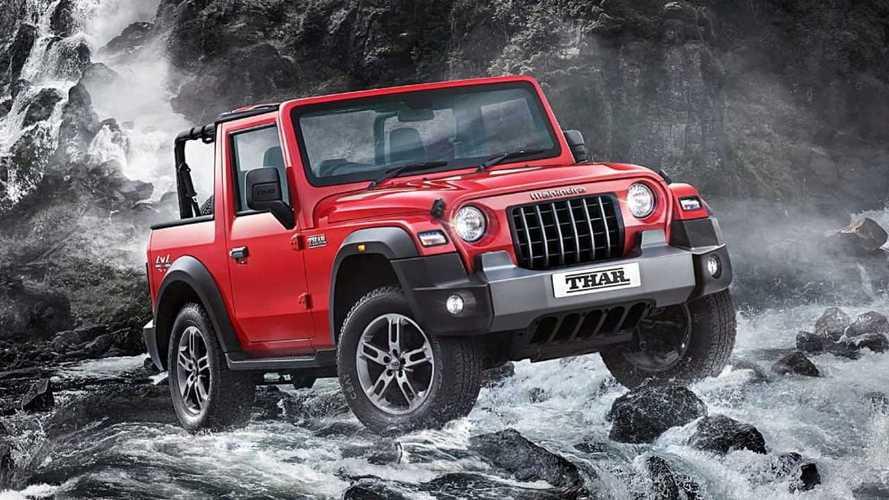Jeep denuncia a Mahindra en los tribunales, ahora en Australia