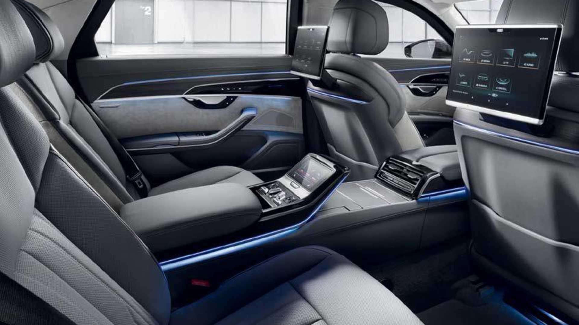 2021 Audi A8 L In Usa Redesign