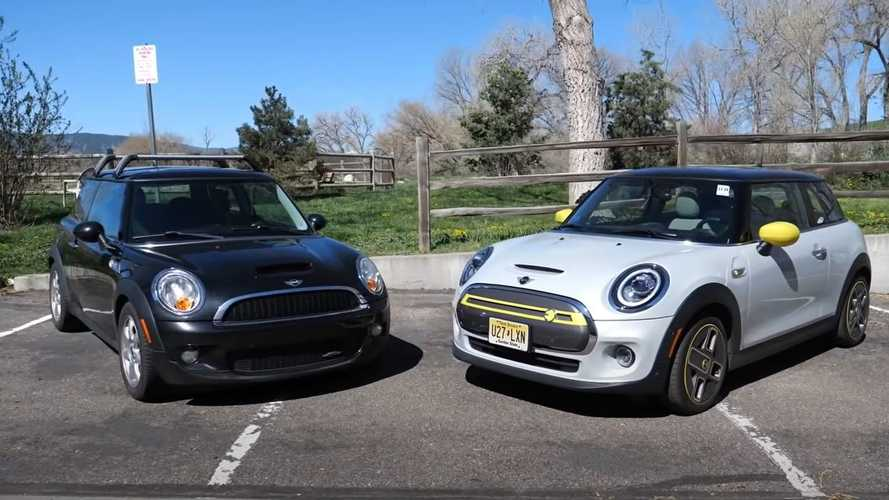 Will The Mini Cooper SE Get Stranded On This Difficult Electric Car Test?
