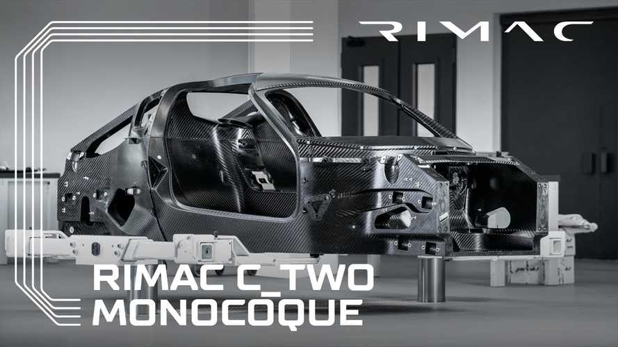 Is Rimac developing an all-electric C_Two Roadster model?