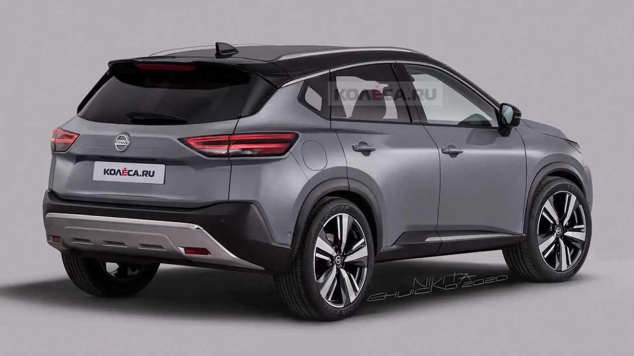 2021 Nissan Qashqai Spesification