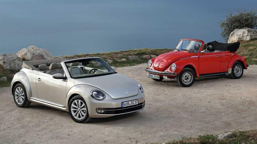 L'histoire des cabriolets Volkswagen, de la Coccinelle au T-Roc