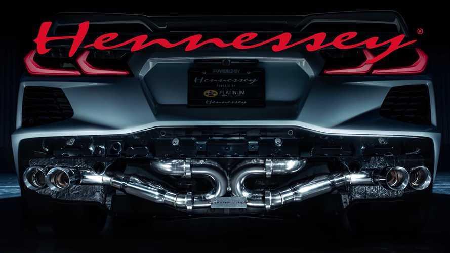 Videó: Így kell felszerelni az új Chevrolet Corvette-re a Hennessey kipufogóját
