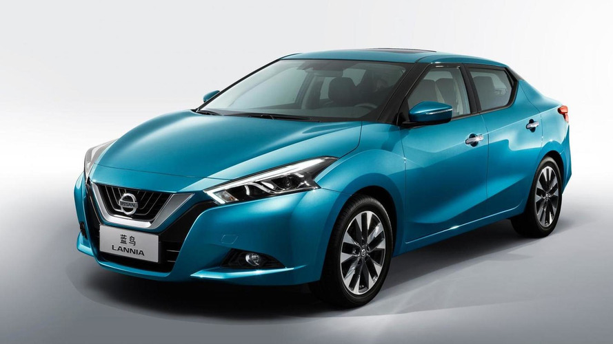 Nissan Lannia arrives at Auto Shanghai in production guise [videos]