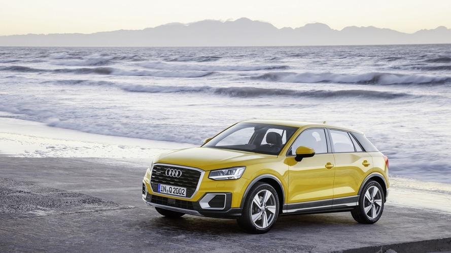 Audi Q2 : ouverture des commandes en France