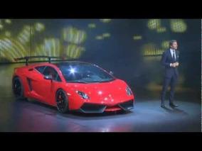 2012 Lamborghini Gallardo LP 570-4 Super Trofeo Stradale revealed at the 2011 Frankfurt Motor Show
