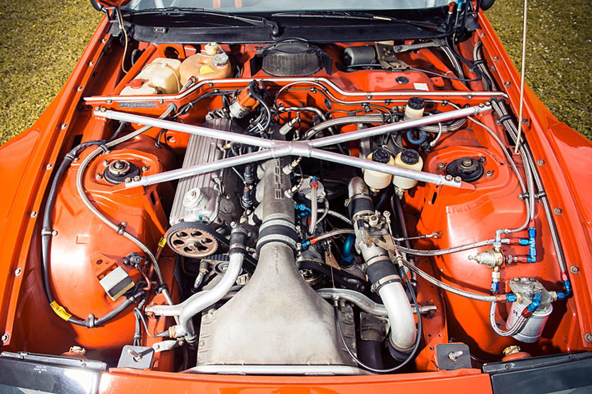A Never-Raced, 1-of-17 Porsche GTR Comes out of Hiding