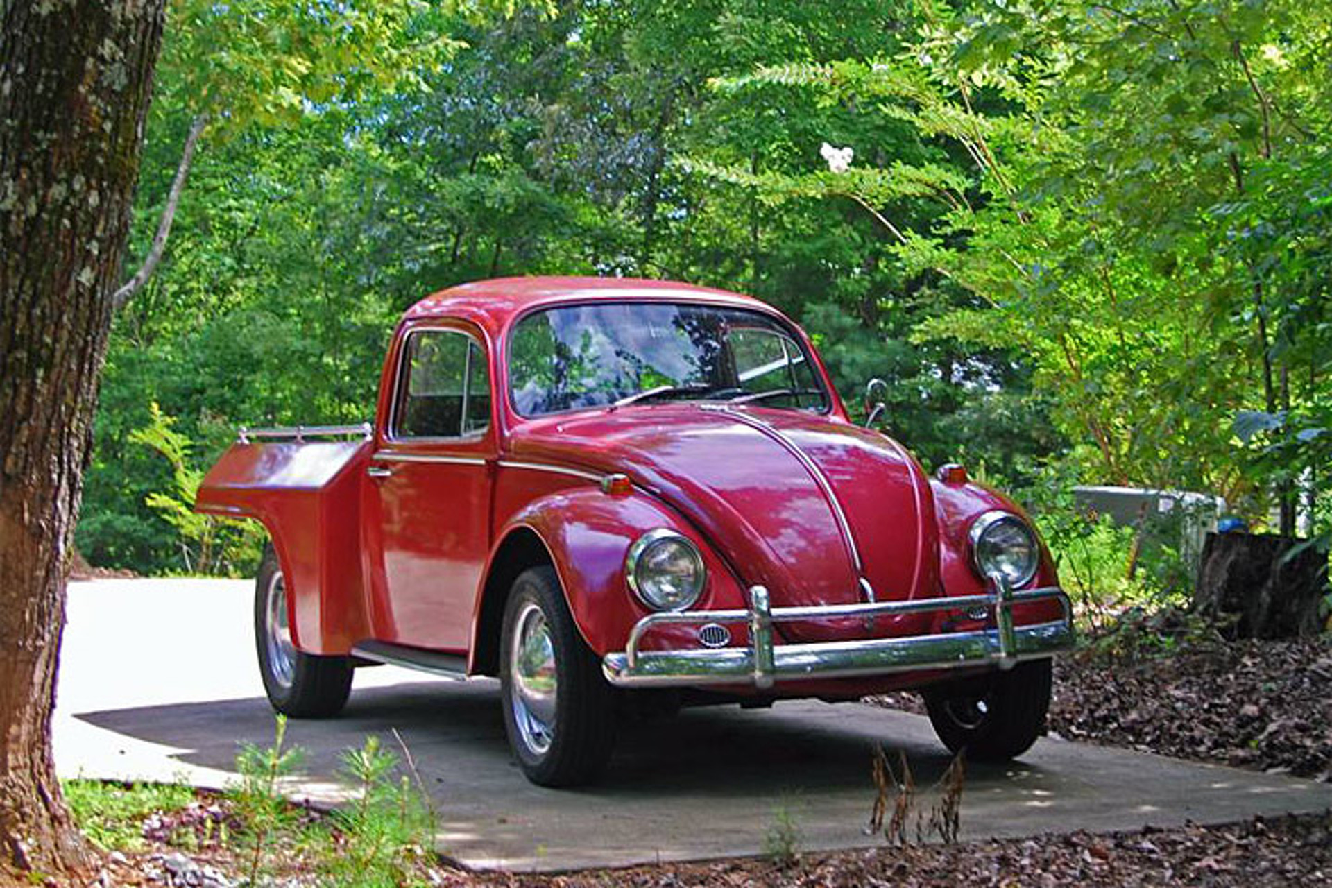 1967 Vw Bug >> You Can T Help But Love This 1967 Vw Beetle Pickup Truck