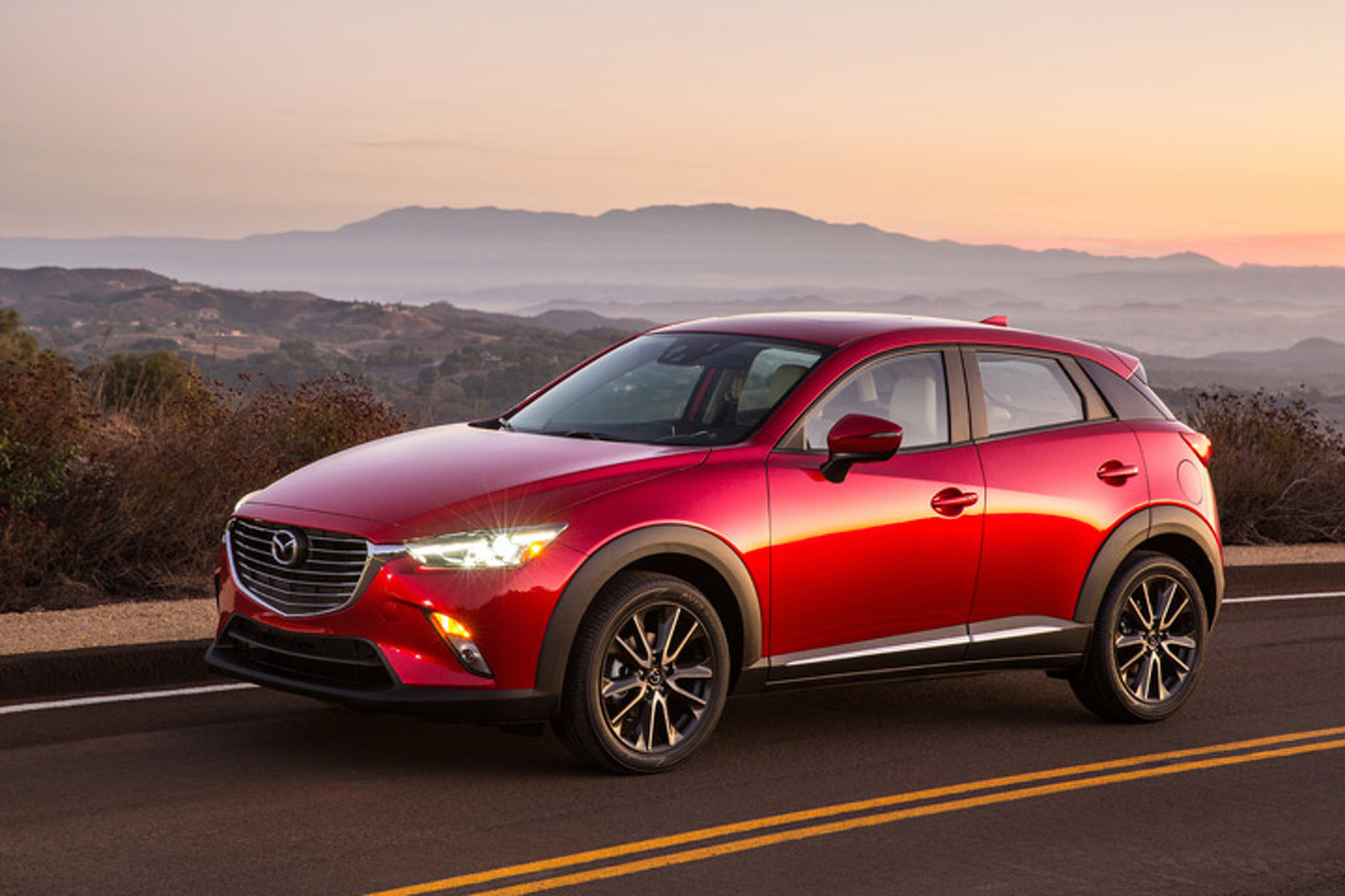 Mazda CX-3: A Crossover We Didn't Need, But Now Want
