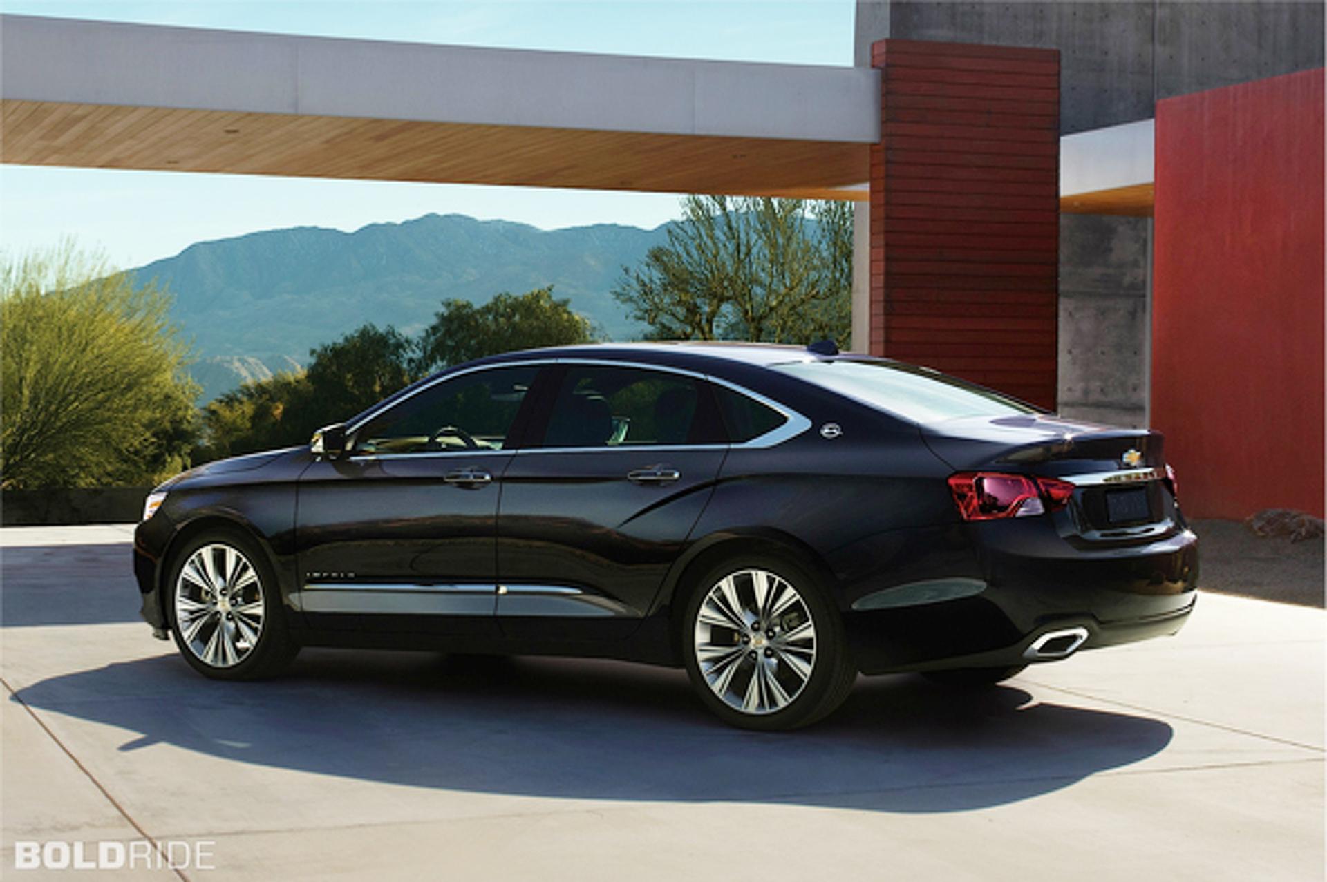 Future Ride 2014 Chevrolet Impala