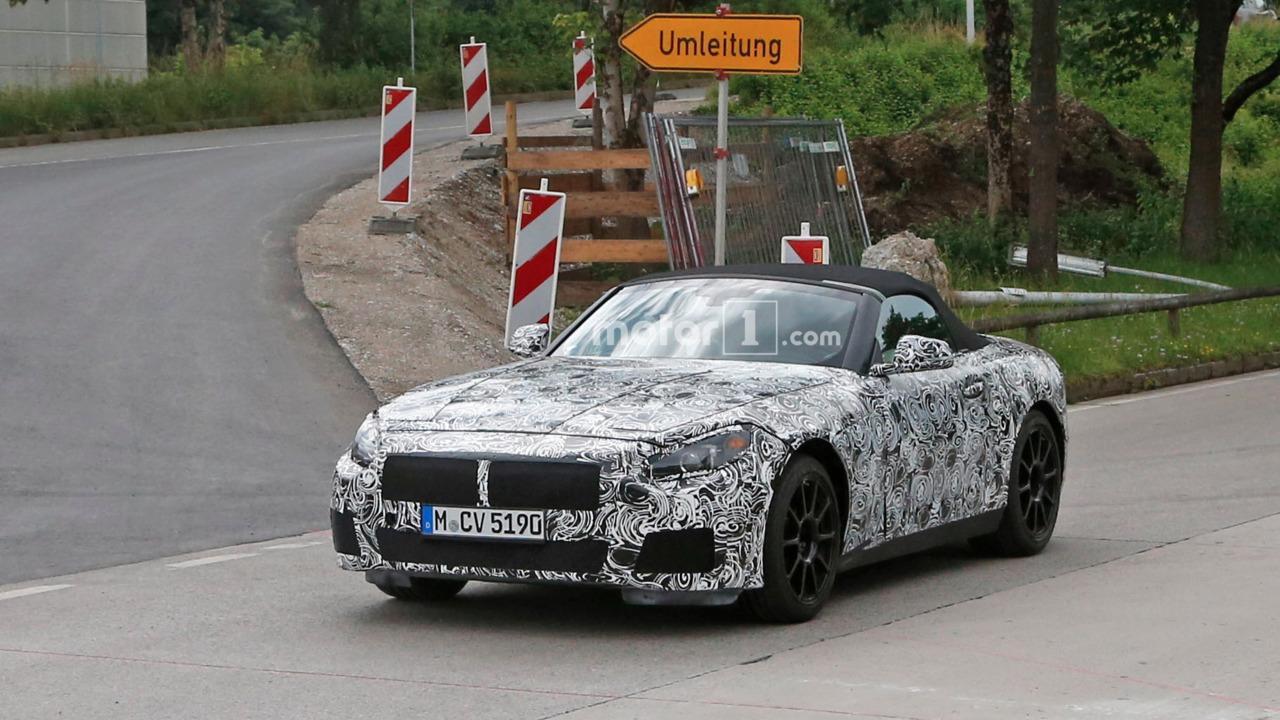 BMW Z5 casus fotoğrafları, Almanya