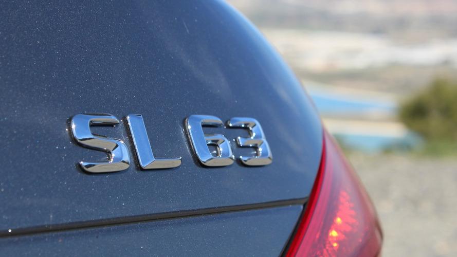 2022 Mercedes SL, AMG tarafından üretilecek