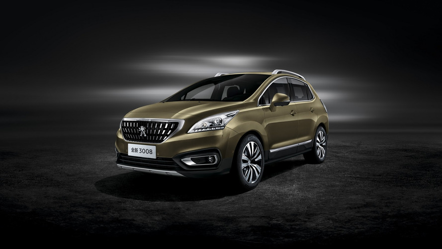 2016 Peugeot 3008 for China is not the one we were waiting for