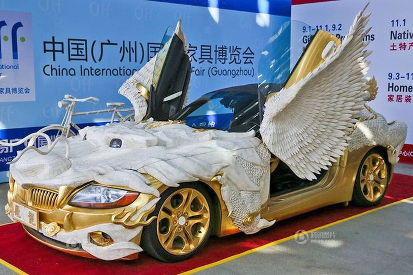 Lots of Yaks Sacrificed to Make this BMW Z4