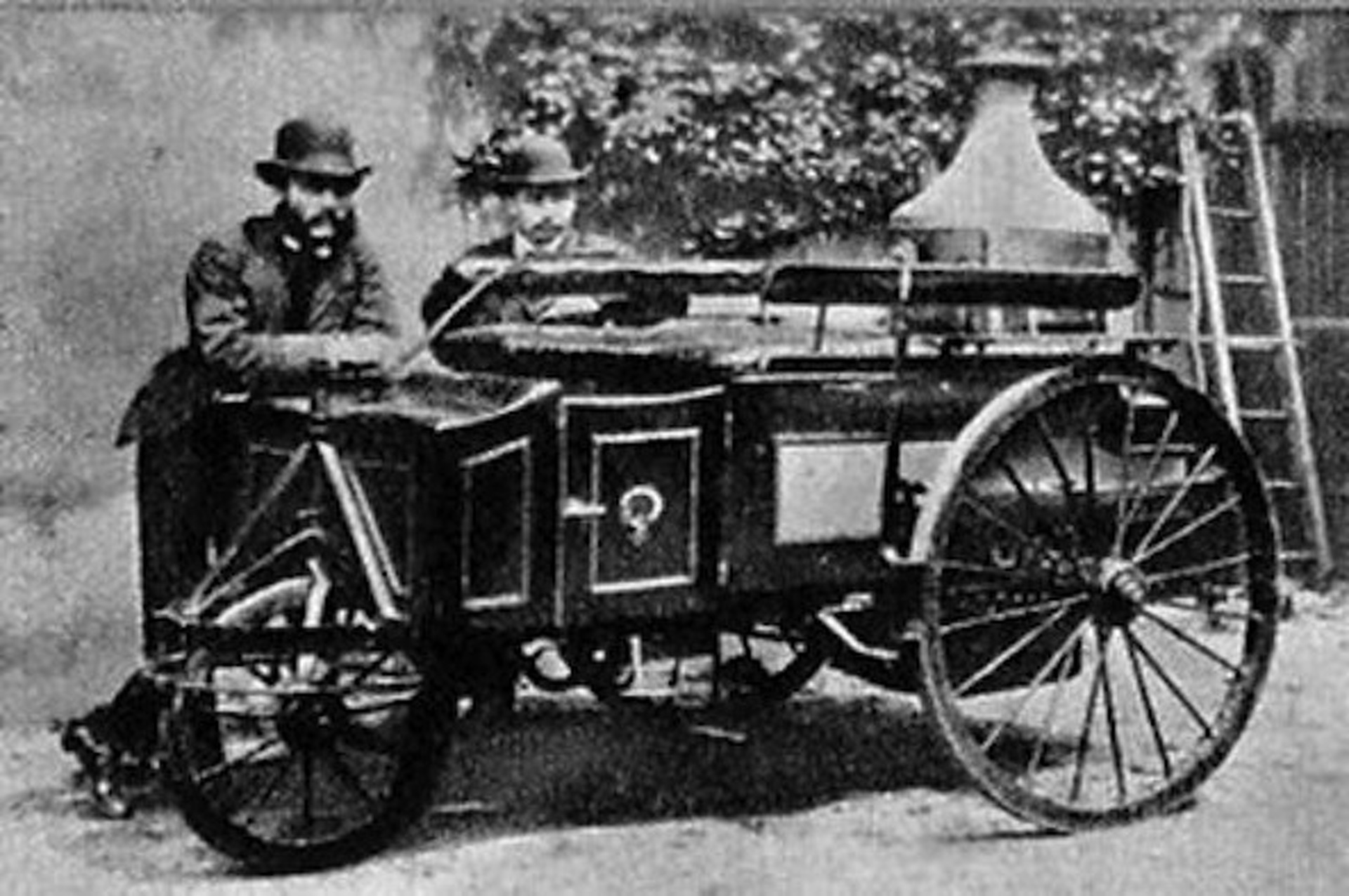 How The Steam Powered Car Came To Be