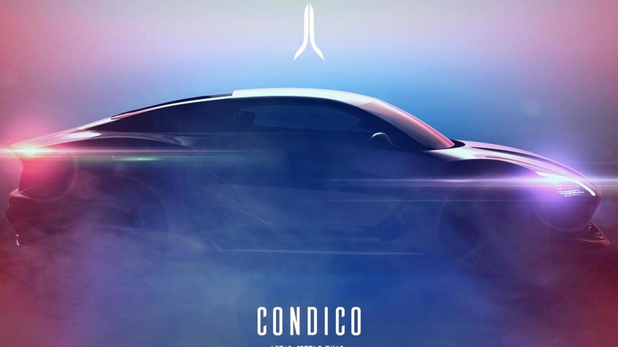 Aeterno Condico sportscar side profile revealed in new teaser