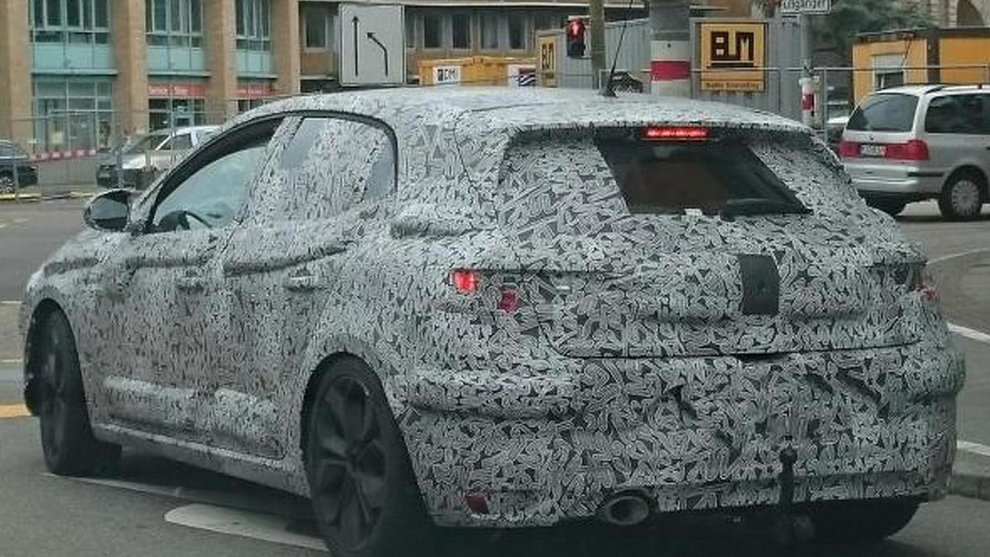 New Renault Megane spied testing in Germany
