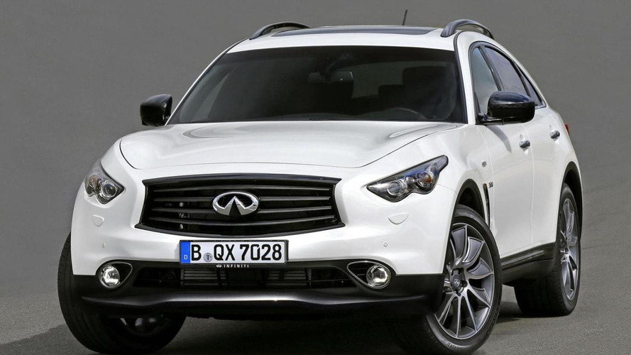 Infiniti QX70 Ultimate unveiled ahead of Frankfurt
