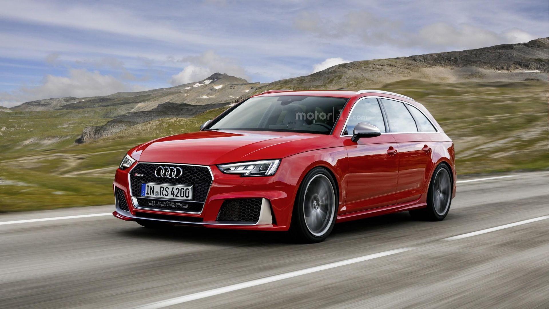 Audi RS4, RS5 to use Panamera's biturbo V6, 420-hp four-banger axed